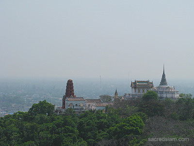 Phra Nakhon Khiri Historical Park (Khao Wang) - Phetchaburi, Thailand