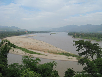 Sop Ruak Golden Triangle Chiang Saen