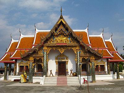 sukhothai le wat phra si ratana mahathat