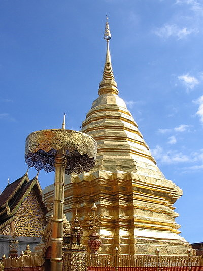 Chiang Mai temples: Wat Phra That Doi Suthep