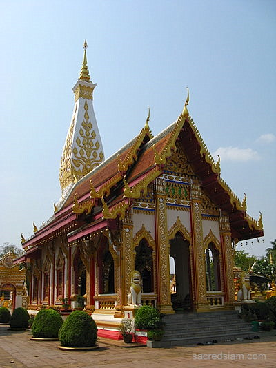 Wat Phra That Phanom chedi